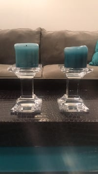 Crystal Candle Holders (set of 2) Rockville, 20852