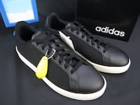 ADIDAS UOMO ADVANTAGE BLACK Albino