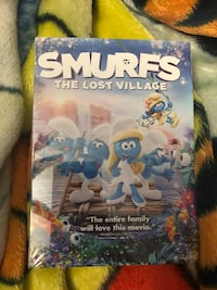Brand New DVD Smurfs the lost village  Gatineau, J8T 1Y1