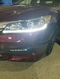 2016 honda accord R front headlight  Toronto, M8Z 1L8