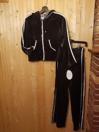 Small track suit