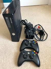Xbox 360 Console and Controllers  Monrovia, 21770