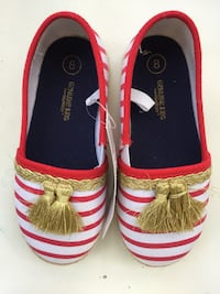 Girl's shoes size 7,5 sneakers