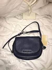 Michael Kors navy soft leather crossbody. Brand new with tags!! Greenwood, 46142