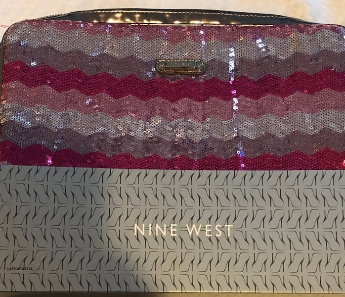 Nine west laptop case 0