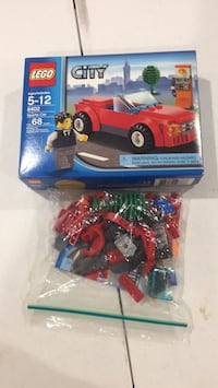LEGO Sports Car (City) Burke, 22015