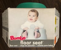 Bumbo Floor Seat-Will drop price, MSG ME!