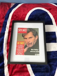 Montreal Canadiens Kirk Muller signed and framed photo  Châteauguay, J6K 2M7