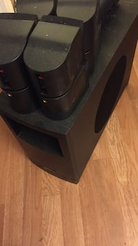 5.1 surround speakers they are not Bose dusty but never used Fox Lake, 60020
