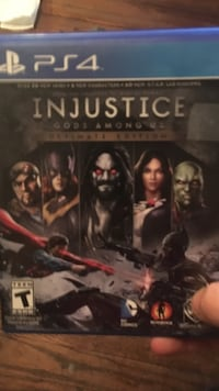 Sony ps4 injustice gods among us ultimate edition case Mount Olivet, 41064