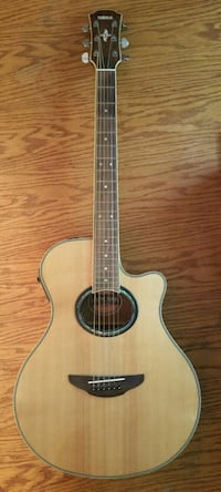 Yamaha APX700 Acoustic Electric Guitar Quinte West, K8V