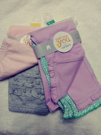 2 Sets of 2 Pairs Pants 12&18M Mission, 78572