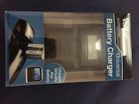 Vivitar Universal battery charger in box