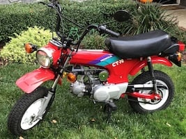 1993 Honda CT70 (Mini Trail/Trail 70)