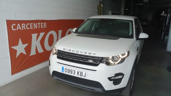 Land Rover - Discovery Sport - 2017 dff6f800-5be5-42d5-a855-308018d2ca27