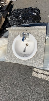 sink and counter top  Herndon, 20171