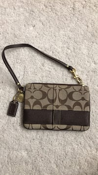Authentic Coach Wristlet Hercules, 94547