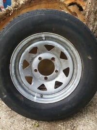 WANTED: Trailer Rims