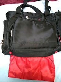 Fisher Price diaper bag and changing pad North Providence, 02904