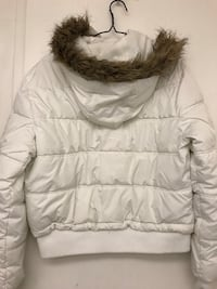 Women's Down filled Winter Jacket Small