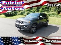 Jeep Grand Cherokee 2017 Baltimore