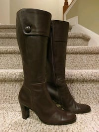 New 8M Nickels All Leather Boot (Retail $295) Woodbridge, 22193