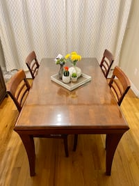 Dining table / chair set