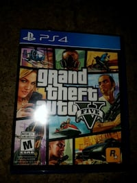 GTA 5 for PS4 (Excellent Condition!)