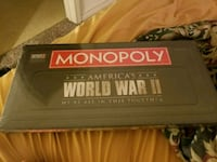 WW2 monopoly sealed  Kenner, 70065