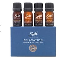 Saje relaxation diffuser oils  Surrey, V3S 1S1