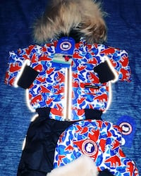 toddler's multicolored floral zip-up hoodie 544 km