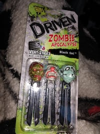 Car Air Freshness ZOMBIES new