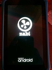 Nabi Android tablet 8in