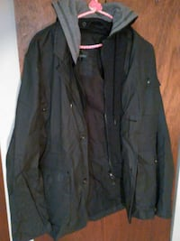 Blue Guru Mens Sz Sm Jacket Like New