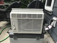 Air conditioner in great working order and condition.  Get a head start on next summers humidity and heatwave.  Only used for a few weeks this past summer.  Paid$200.  Selling for $75.  5000 BTU.  MAINSTAYS BY Danby brand. Moving to a new home with centra Waterdown, L8B