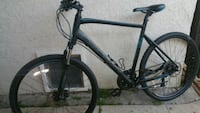 black and gray hard tail mountain bike Los Angeles, 90021