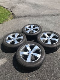 Jeep Grand Cherokee Wheels and Tires Frederick, 21701