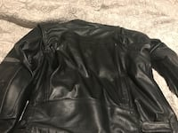 black leather zip-up jacket Winchester, 22601