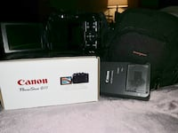 Black canon dslr camera with box and case everything included Summerland, V0H 1Z2