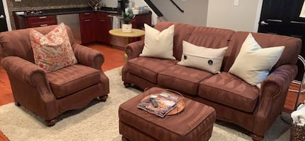 Great couch and chair!!!