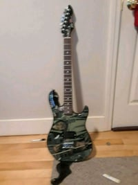 The Living Dead limited edition electric guitar Worcester, 01609