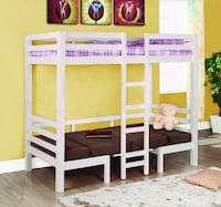 Loft Style bed CHANTILLY