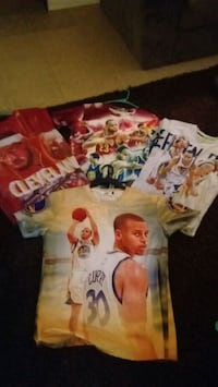 Basketball shirts  Charleston, 25311