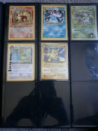 Pokemon cards WOTC 1995 $20.00 each Thornton