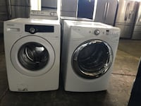Washer and dryer, electric Samsung and whirlpool. Louisville, 40272