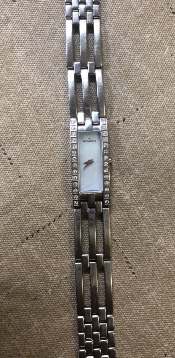 Classic Movado Diamond Watch! a4d80243-80d4-4544-8237-280af61f4722