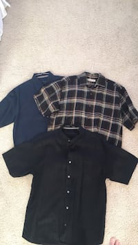 3 Tommy Bahama 100 % linen shirts Gainesville, 20155