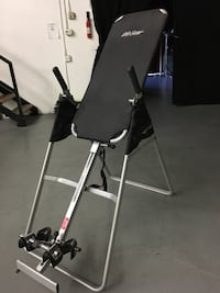 Black and gray inversion table Los Angeles, 91605