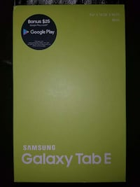 "Brand New Samsung Galaxy Tab E 9.6"" West Hartford, 06110"