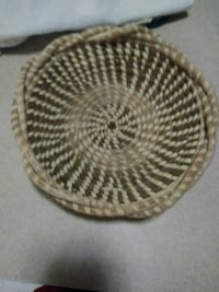 Woven basket from Charleston Charlotte, 28214